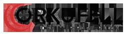 Orkufell Logo